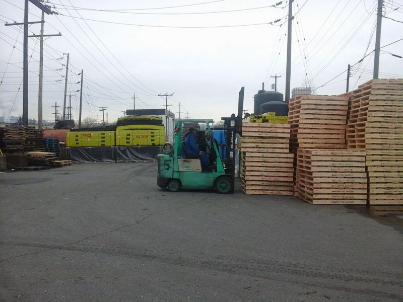 EJM Forklift & Equipments Training Centre Surrey British
