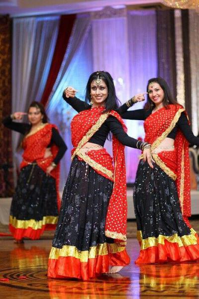 Indian Bollywood & Traditional Dancers For Hire Scarborough
