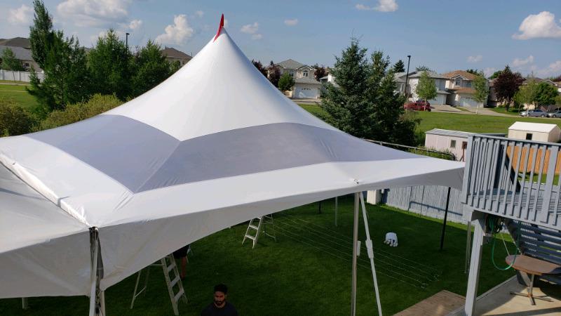 Tent Rental Edmonton and Area Call Garry Sidhu 780-242 ...